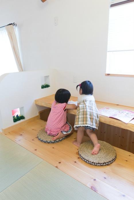 デッドスペースがなく、すべてが使いやすく活用できる家