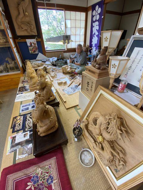 富山県 彫刻会館
