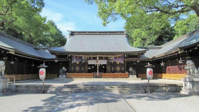姫路 護国神社